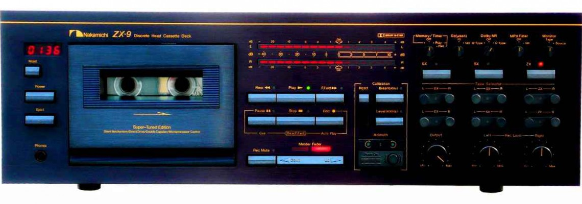 Nakamichi ZX-9