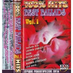 100% Hits-Best Ballads (МС)