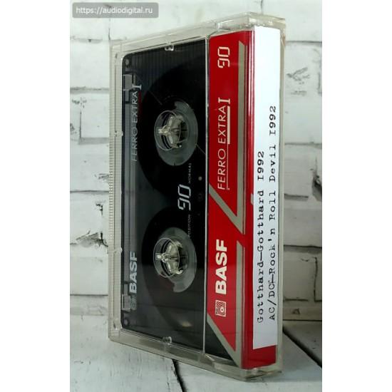 Gotthard–Gotthard 1992\ AC/DC–Rock'n Roll Devil 1992 (МС) BASF