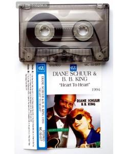 Diane Schuur & B.B.King-Heart To Heart 1994 (MC)