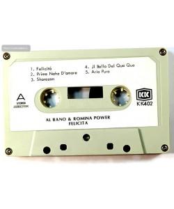Al Bano & Romina Power-Felicita (MC)