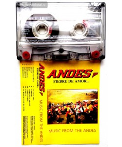 Andes-Music From The Andes (МС)