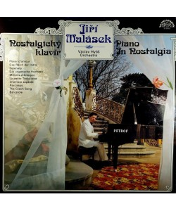 Jiri Malasek-Piano in nostalgia (LP)