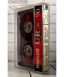 Chris Isaak-Silvertone 1985\Forever Blue 1995 (МС) MAXELL