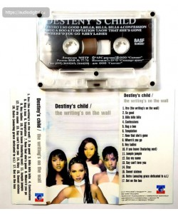 Destiny's Child-The Writing's On The Wall (MC)