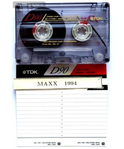 MAXX 1994 (MC) TDK