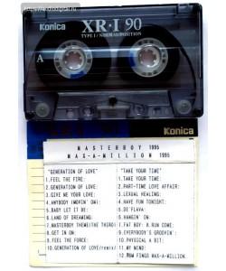 Master Boy 1995\Max-A-Million–Take Your Time 1995 (MC) KONICA
