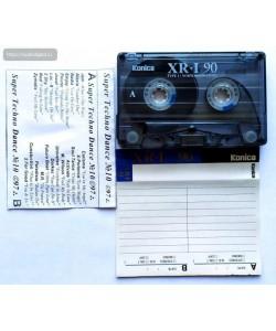 Super Techno Dance №10 1997 (МС) KONICA