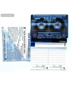 New Dance Hits 1997 (МС) KONICA