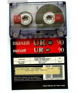 Adriano Celentano-Arrivano Gli Uomini 1996 (МС) MAXELL