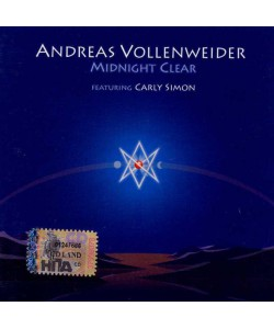 Andreas Vollenweider-Midnight clear (CD)
