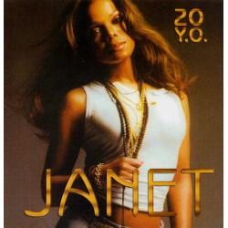 Janet-20 Y.O. (CD)