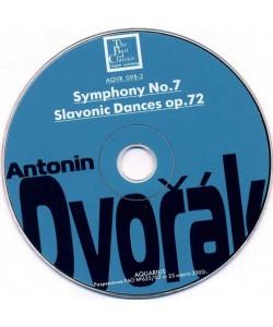 Antonin Dvorak-Symphony No.7 (CD)