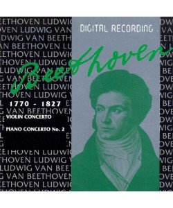 Ludwig Van Beethoven-Piano Concerto №.2 (CD)