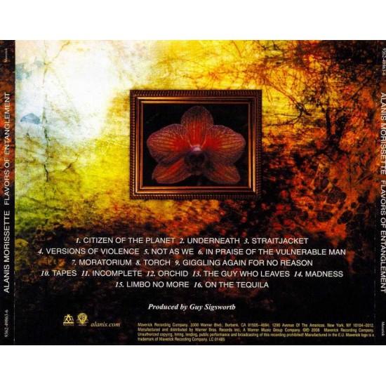 Alanis Morissette-Flavors Of Entanglement (CD)
