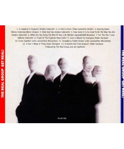 The Real Group-Get Real! (CD)