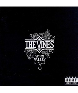 The Vines-Vision Valley (CD)