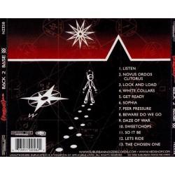 (hed)p.e. Back 2 Base X (CD)