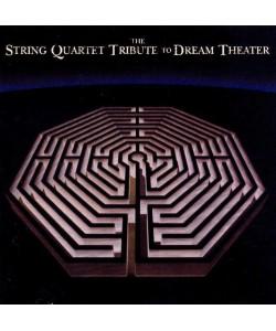 The Da Capo Players ?– he String Quartet Tribute To Dream Theater (CD)