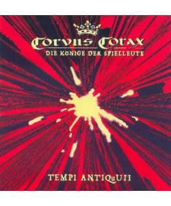 Corvus Corax–Tempi Antiquuii (CD)