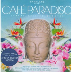 Cafe Paradiso-Luxury Chilled Grooves (2 CD)