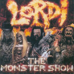 Lordi-The Monster Show (CD)