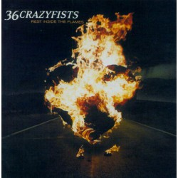 36 crazyfists-Rest Inside The Flames (CD)