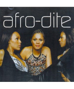 Afro-Dite–Never Let It Go (CD)