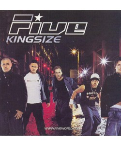 Five-Kingsize (CD)
