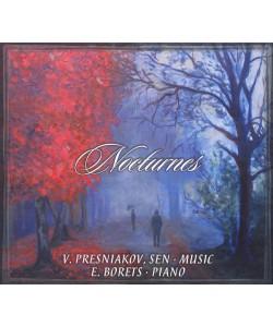V.Presniakov (В.Пресняков Ст.)-Nocturnes (CD)