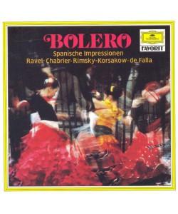 Bolero (Spanische Impressionen) (CD)