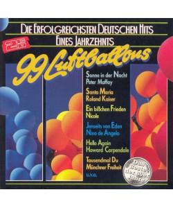 Die Erfolgreichsten Deutschen Hits Eines Jahrzehnts-99 Luftballons (2CD)