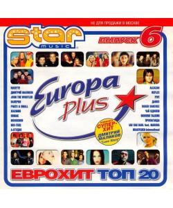 Europa Plus-Еврохит топ 20 Vol.6 (CD)