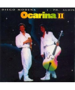 Diego Modena & J-Ph. Audin?–Ocarina II (CD)