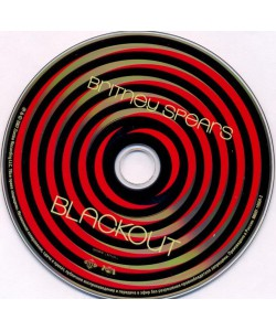 Britney Spears-Blackout (CD)