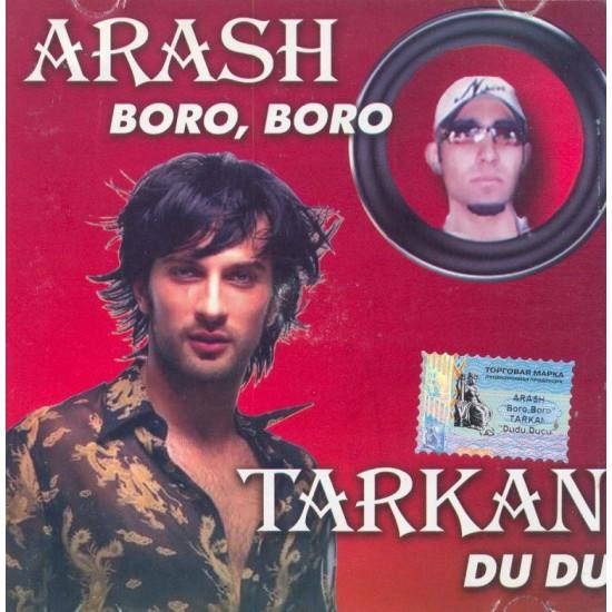 Arash-Boro Boro+Tarkan-Du Du (CD)