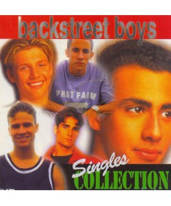 Backstreet Boys–Singles Collection (CD)