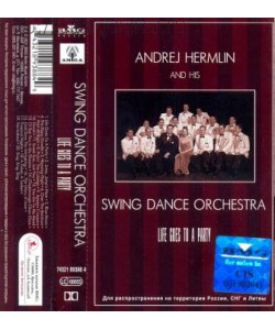 Andrej Hermlin And His Swing Dance Orchestra-Life Goes To A Party (MC)
