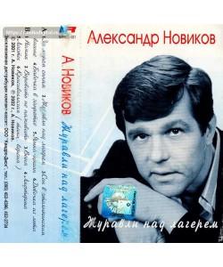Александр Новиков-Журавли над лагерем (МС)