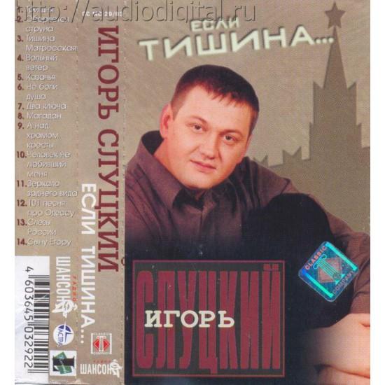 Игорь Слуцкий-Если Тишина (МС)