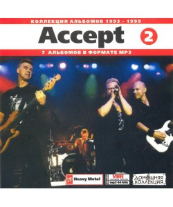 Accept (2) 1993-1999 (MP3)