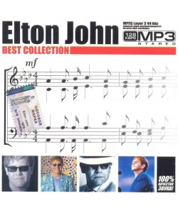 Elton John-Best Collection (MP3)