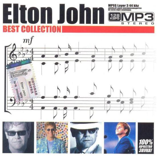 Elton John-Best Collection (MP3)