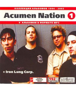 Acumen Nation-1 (MP3)