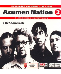 Acumen Nation-2 (MP3)