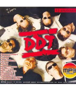 DDT-13 Альбомов (MP3)