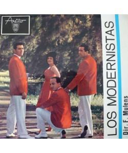 Los Modernistas (LP) Миньон Куба