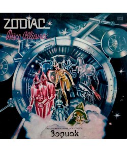 Zodiac (Зодиак)-Disco Alliance (LP)