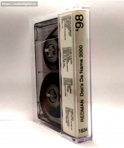 Redman-Doc's Da Name 2000